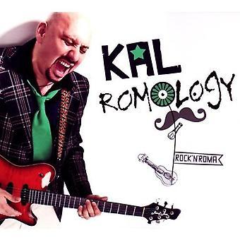 Kal - Romology [CD] USA importeren