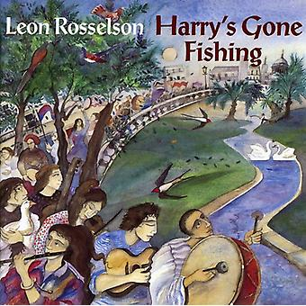 Leon Rosselson - Harry's Gone Fishing [CD] USA import
