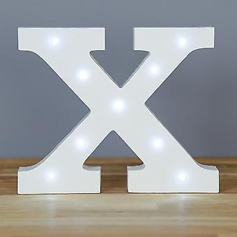Lettre de LED - lumières Yesbox lettre X