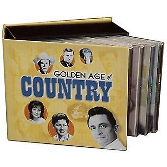 Golden Age of Country (10CD) - Golden Age of Country (10CD) [CD] USA import
