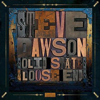Steve Dawson - Loose Ends & Solid States [CD] USA import