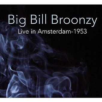 Big Bill Broonzy - Live 1953 [CD] USA import