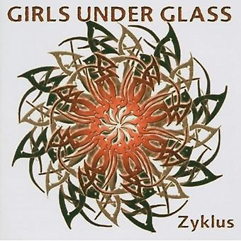 Girls Under Glass - Zyklus [CD] USA import