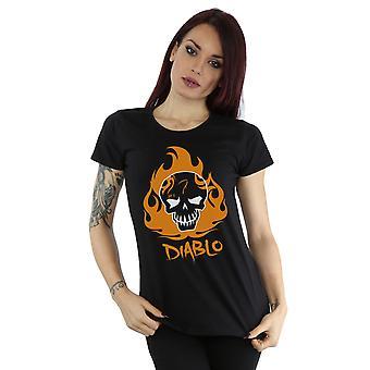 Suicide Squad kvinnors El Diablo ikonen T-Shirt
