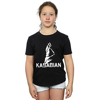 Kasabian Girls Ultraface Logo T-Shirt