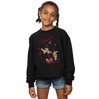 DC Comics Girls Zatanna Bombe Cover Sweatshirt