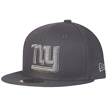 New Era 59Fifty Cap - GRAPHITE New York Giants