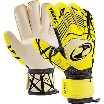 Samba Infiniti Giga Pro Roll Goalkeeper Gloves Size