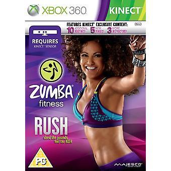 Zumba Fitness Rush [Kinect Required] (Xbox 360) - New