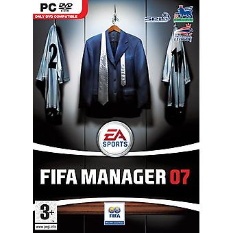 FIFA Manager 07 (PC DVD)-ny