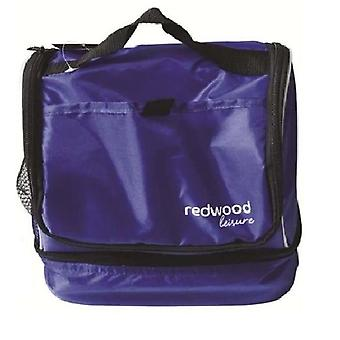 Redwood Leisure 12 Can Cool Bag Picnic Food Drinks Summer Outdoors