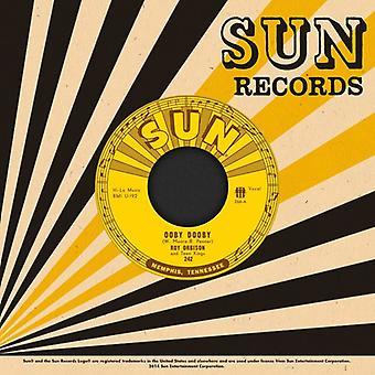 Roy Orbison - Ooby Dooby B/W Go Go Go [Vinyl] USA import