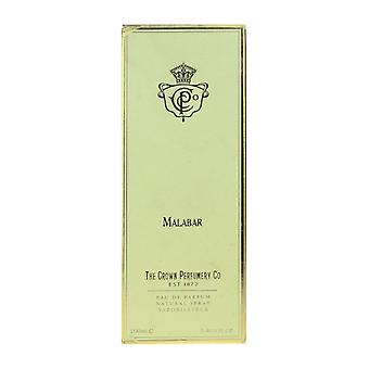 The Crown Perfumery Co. Malabar  Eau De Parfum Spray 3.4oz/100ml InBox (Vintage)