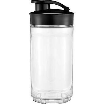 WMF beber botella shaker transparente