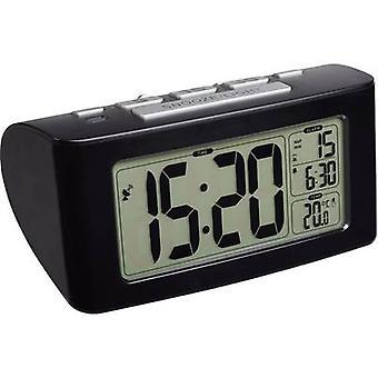 TFA Dostmann 60.2532.01 Radio Alarm clock Black Alarm times 1