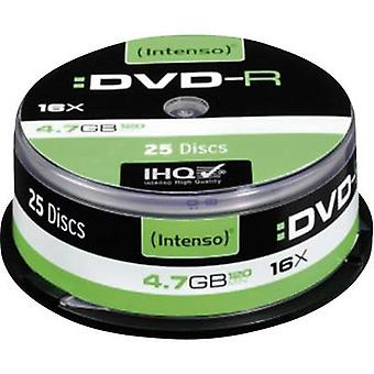 Intenso 4101154 Blank DVD-R 4,7 Go 25 pc(s) Spindle