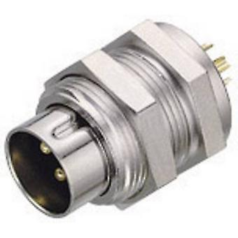 Binder 09-0097-00-05-1 Sub-micro Circular Connector Nominal current (details): 3 A