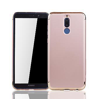 Huawei mate 10 Lite móvil tope tapa dura funda rosa