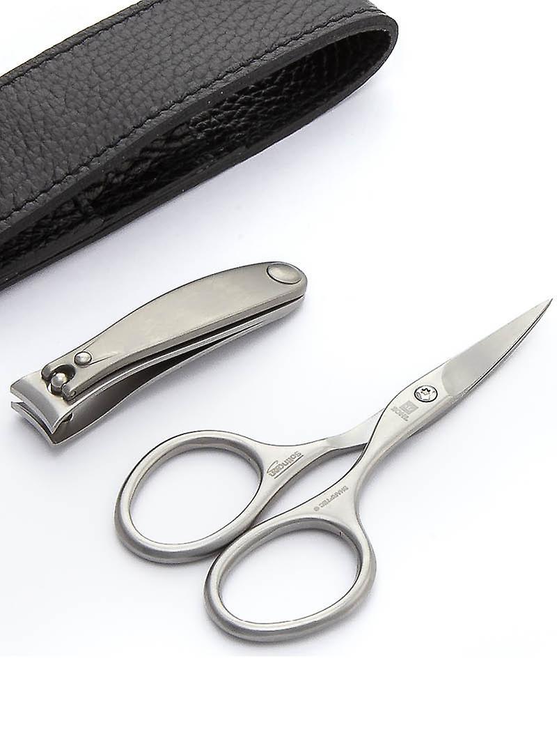 ZOHL Solingen Compact Manicure Set Magneta S4