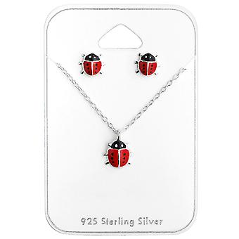 Ladybird - 925 Sterling Silver Sets - W28974x