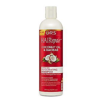ORS HaiRepair kokosolie & Baobab verkwikkende Shampoo 370ml