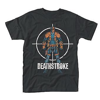 Dc Comics Deathstroke Standing T-Shirt