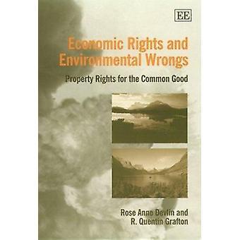 Prawa ekonomiczne i środowiskowe krzywd - praw własności do modelu Com