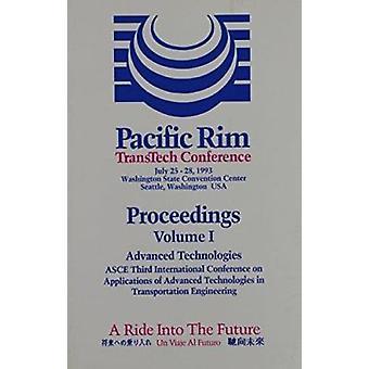 المطلة على المحيط الهادئ ترانستك المؤتمر-تقدم التكنولوجيات-ASCE الثالث أنا