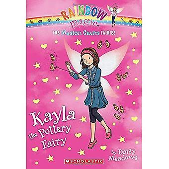 Les fées magiques artisanat #1: Kayla la fée de la poterie