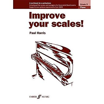 Improve Your Scales! Grade 5