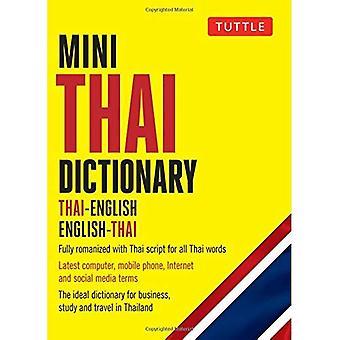 Mini dictionnaire thaï: Thaï-anglais anglais-thaï