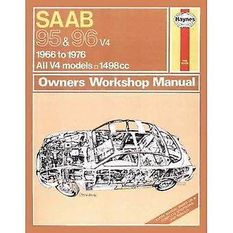 Saab 95 & 96 Service et manuel de réparation (Haynes Service et manuels de réparation)