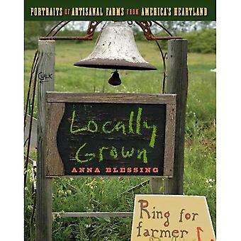Cultivados localmente: Retratos de fazendas artesanais de coração da América
