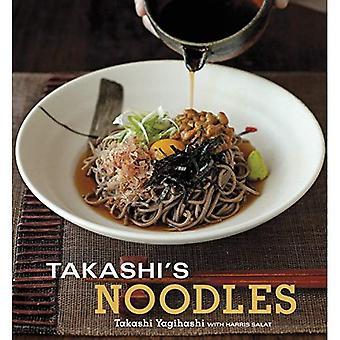 Takashi de Noodle boek