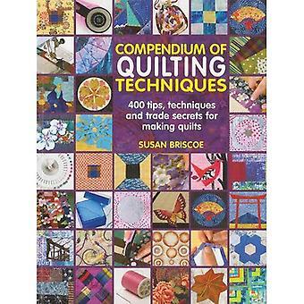 Kompendium der Quilts Techniken