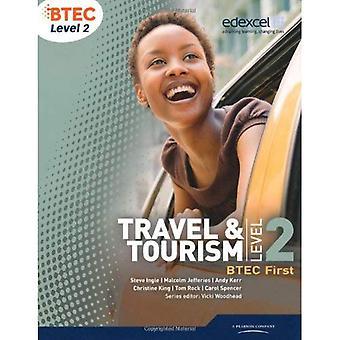 BTEC nivå 2 första resor och turism Student Book