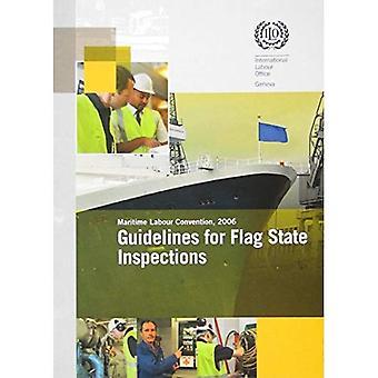 Richtsnoeren voor inspecties van de vlaggenstaat onder het Verdrag betreffende maritieme arbeid 2006