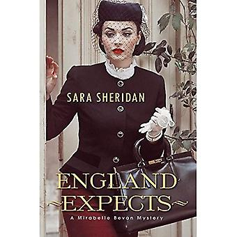 England Expects (Mirabelle Bevan Mystery)