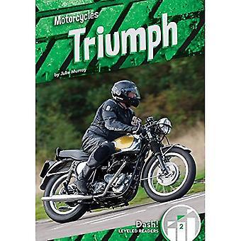 Triumph (motos: Dash! Lecteurs nivelés, niveau 2)