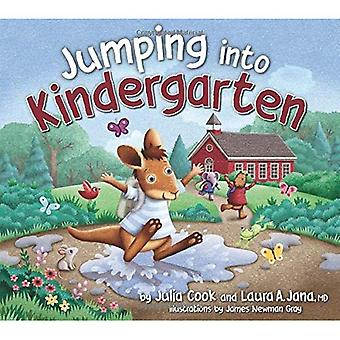 Jumping Into Kindergarten