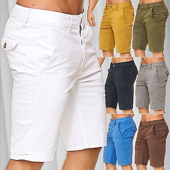Men's Chino Shorts Summer Bermuda short trousers designer leisure vintage