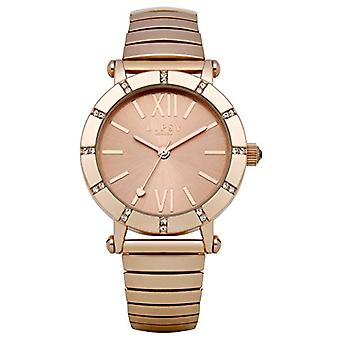 Lipsy wrist watch, Analog, female, alloy, rose gold