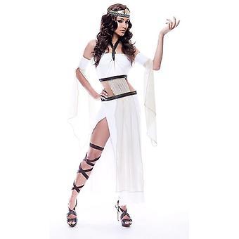 Grecian godin klassieke volwassen kostuum