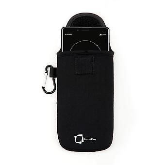 مبتكرات النيوبرين حقيبة واقية حقيبة Xperia 1 1 2019 - أسود