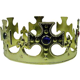 Crown Jeweled Plastic For All