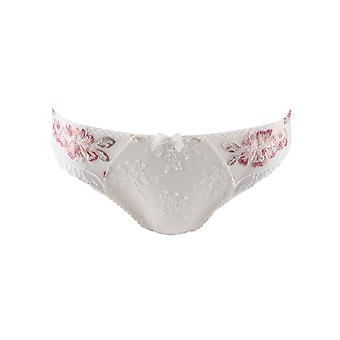 Aubade NB26 Women's Reve Eveille Floral Embroidered Knicker Panty Tanga