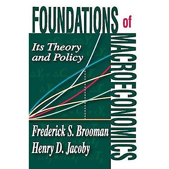 أسس الاقتصاد الكلي، النظرية والسياسة من قبل س. فريدريك & برومان