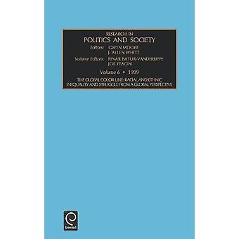 Research in Politics and Society The Political Economy of Race and Ethnicity by Gwen Moute & Moute
