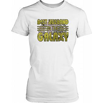 Bester Mann In der Galaxie - coole Damen T Shirt