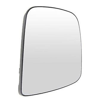 Droit Driver Side Mirror Glass (Heated) et Holder Pour NISSAN NV200 van 2010-2017